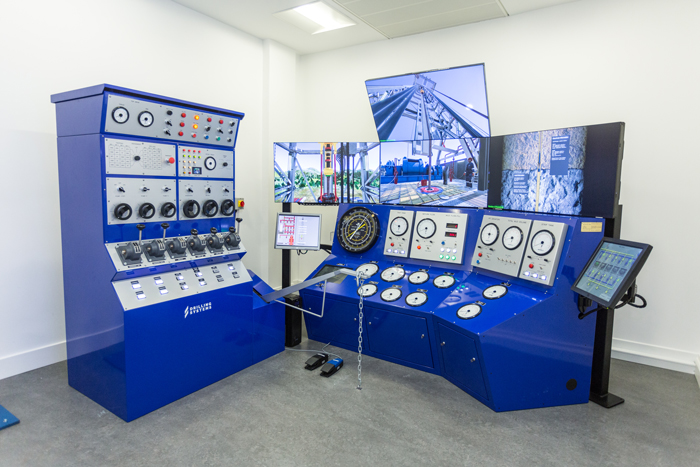 RGU launches world first-class decommissioning simulator